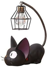 <b>WINOMO</b> Resin Cat Design lamp Creative Night Light Table ...