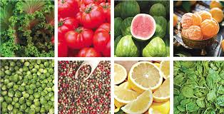 Fruit And Vegetable Acidity Chart The Best Fruits And Vegetables To Keep Cancer Away