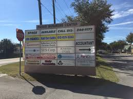 Outdoor Signs For Business In Tampa FL - Exterior business signs