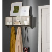 Command Strip Coat Rack Wall Mounted Coat Racks Home Depot Tradingbasis 60