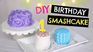 Homemade Birthday Cake Decorating Ideas Best Of Diy 1st Birthday