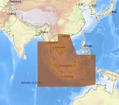 Cmap Charts C Map Max Chart In M203 Thailand Malaysia West Indonesia Update