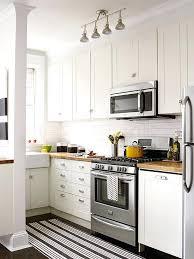 Small White Kitchens Small White Kitchen Ideas Pinterest www