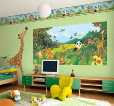 forest themed bedroom. jungle themed bedroom for adults rainforest wallpaper walls kids baby boy room with forest animals themes