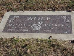"Wallace Albert ""Whitey"" Wolf (1925-2004) - Find A Grave Memorial"