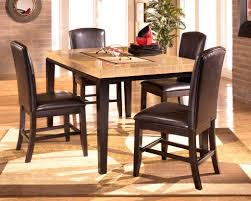 ashley furniture kitchen tables: driftwood dining room set ashley mestler dining table weathered