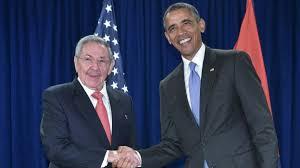 Resultado de imagen para La visita de Obama a La Habana