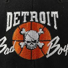 Detroit Pistons Bad Boys Slouch Cap ...