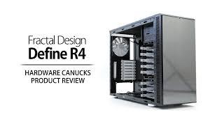 Fractal Design Define R4 Newegg Fractal Design Define R4 Review