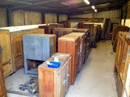the vintage fridge company warehouse