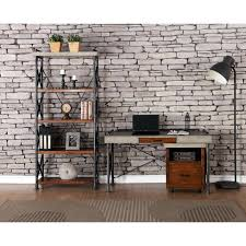 industrial style home office. industrial home office legends furniture steampunk collection group style desk .