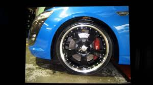 F1 Wheel & Tyre: Ford Falcon FPV 20 inch custom rims 20x8.5 20x10 ...