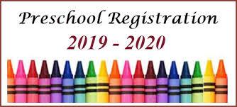 Image result for preschool registration