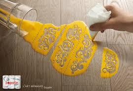 print ad leo burnett. Sopalin Print Ad - The Art Of Cleaning, 1 Leo Burnett