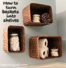 75 Best Diy Bathroom Shelf Ideas To Declutter And Dazzle Home And Gardens