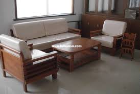 Wooden Sofa Sets For Living Room Wooden Sofa Set Designs For Small Living Room House Decor