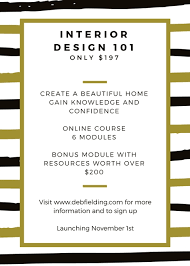 Interior Design Bachelor Degree Online Stunning Interior Design 48 Online Course