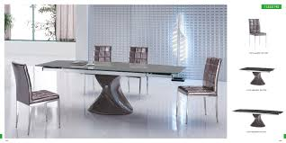 Modern Kitchen Table And Chairs Set Modern Dining Room Decor With - Contemporary dining room chairs