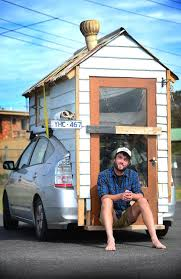 Man Converts Toyota Prius into Motor Home