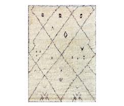 contemporary berber moroccan beni ourain rug by nazmiyal rugs rugs