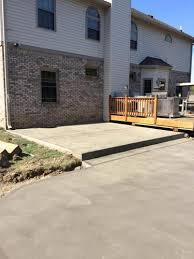 c r concrete contracting co