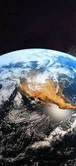 Space art wallpaper, Iphone wallpaper earth