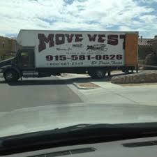 moving companies el paso tx. Simple Companies Photo Of Move West Moving Company  El Paso TX United States  Inside Companies Paso Tx H