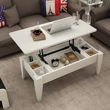 dual use furniture. coffee table lift dualuse multifunction folding minimalist small apartment living room dual use furniture 0