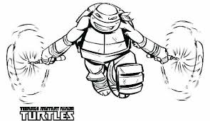 Ninja Turtle Pictures To Color Ninja Turtle Coloring Pictures Turtle