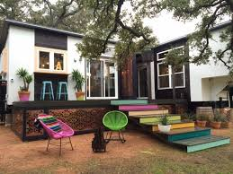 tiny houses austin. Tiny Homes Make Use Of Outdoor Living Spaces Like This One, Houses Austin