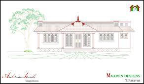 kerala style 3 bedroom single floor house plans inspirational architecture kerala 3 bhk single floor kerala