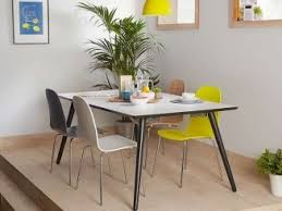 house by john lewis luna seater extending dining table at