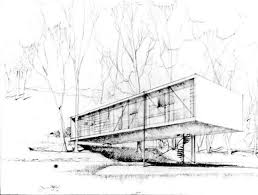 58 best arq case study\u003earchitecture images on pinterest case Eames House Plan Section Elevation the original design for case study house 8 by eames Eames House Interior