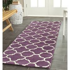 purple rug white fluffy ikea area woodland nursery lavender rugs coffee tables soft hampen gaser carpet bedroom ideas safavieh cape cod mission