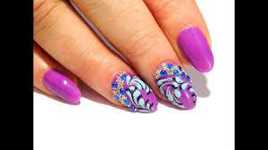 Very simple nail design New Nail Art 2017 The Best Nail Art ...