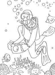 Small Picture Under The Sea Coloring Pages Mr Printables
