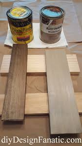 Rustoleum Driftwood Stain Diy Design Fanatic How To Create A Distressed Finish On A