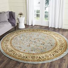 6 foot round area rug com intended for plans 19