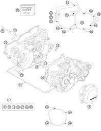 2012 ktm 250 sx engine case parts best oem engine case parts rh bikebandit ktm 250 sxf engine diagram ktm 250 sxf engine diagram