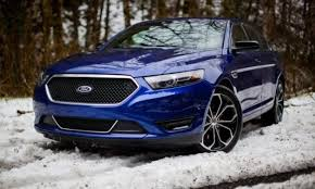 ford new car releaseFord will release the newest car 2016 Ford Taurus SHO This new
