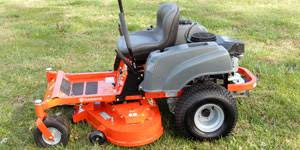small zero turn riding lawn mower. zero turn mower distance between obstacles small riding lawn