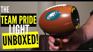 Eagles Pride Light Product Review Team Pride Light Unboxed
