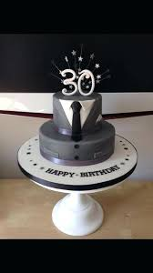 Birthday Cakes For Men Mens 30th Pictures Of Siampowerinfo