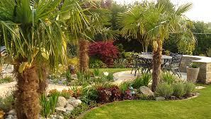 Small Picture Mediterranean Garden Design Patios and Tropical Planting Surrey