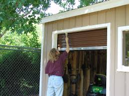Garage: Fascinating Roll Up Garage Doors Ideas Roll Up Doors For ...