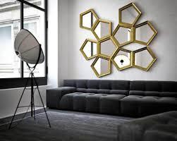 Living Room Mirrors Decoration Decorative Living Room Wall Mirrors Popular Wood Wall Mirror Buy