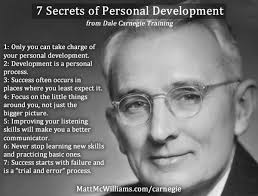 Dale Carnegie Quotes Impressive 48 Secrets Of Personal Development From Dale Carnegie Training