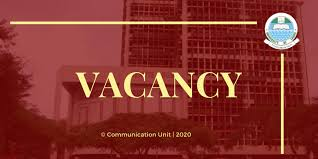 ISL: Vacancies for Teaching and Non-Teaching Staff Positions – University  of Lagos