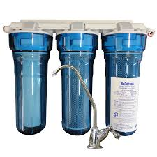 Drinking System Undersink Water Filtration System For Well Lake Or City Water