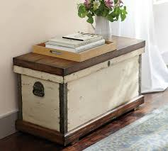 pottery barn trunk knock off themed